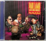 Paul Lamb And The King Snakes – I'm On A Roll Cd 2005 New Blues