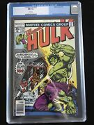 Cgc 9.2 Incredible Hulk 220 1978 Old Label As Pictured Very Collectible