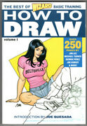How To Draw The Best Of Basic Training Vol. 1 Magazine Editors Of Wizard T