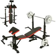 Strength Training Olympic Weight Benches Adjustable All Body Leg Developer|