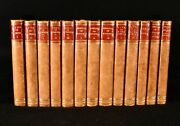 1827-1834 13vol Miscellaneous British Histories And Biographies Pocket Sized