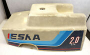 Eska Model 14220b Outboard 2.0 Cid Used Oem Hood As Pictured Ships Out Fast