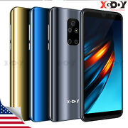 New 2021 Android Cheap Cell Phone Factory Unlocked Smartphone Quad Core Dual Sim