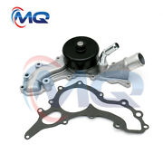 Water Pump Fits Jeep Grand Cherokee Chrysler For Dodge Journey 3.6l V6 Aw6169