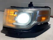 2009 - 2012 Ford Flex Limited Xenon Hid Complete Headlight Left Driver Side Oem