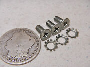 80 Yamaha Xs650 Special Xs650s Timing Spark Advance Housing Base Mounting Screws