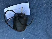 1949-1951 Ford Heater Blower Motor, 6 Volt 2 Wire, Power And Ground, 1 Speed