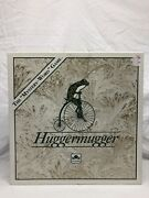 Vintage Huggermugger Mystery Word Board Game By Golden 1989 Edition Complete