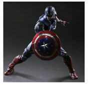 Highquality Superhero Action Figures Captain America Collectible Kids Toy Gifts