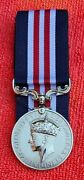 Court Mounted British Military Medal King George Vi