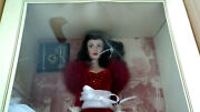 Franklin Mint Gone With The Wind 16 Scarlett O'hara Red Dress Doll Nrfb