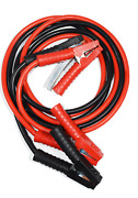 7 Gauge Awg 9.5ft Battery Cable Wire Solar System Inverter Clips Alligator Clamp