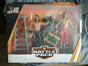 Wwe Fan Central Seth Rollins And Edge Battle Pack Action Figure Box Set