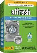 Affresh Washing Machine Cleaner Cleans Front Load And Top Load Washers
