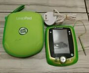 Leapfrog Leappad 2 Explorer Learning System Green Edition Tested And Works