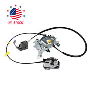 Door Latch Lock Cable Extended Cab Rear Right Side For Ford 350 F250 Super Duty