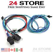 For Marine Cmc/th Tilt Trim Unit Jack Plate 7014g Wiring Cable Harness Kit