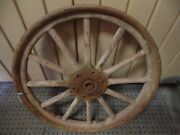 24and039and039 Ford Model T Wooden Spoke Wheel Wood Band