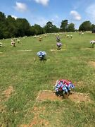 Burial Plot/cemetery Space In Iredell Memorial Park Statesville Nc