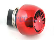 Performance Air Box Filter Motorcycle Scooter Go Kart Gy6 49cc 50cc Red I Af42