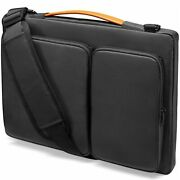 Protective Case Bags Laptop Shoulderbag Waterproof Briefcase Casual Outdoors Pc