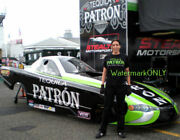 Alexis Dejoria And Her Tequila Patron 2011 Top Alcohol Funny Car Photo 6