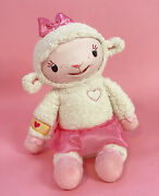 Disney Doc Mcstuffins Lambie Talking Take Care Of Me 16in Interactive Doll Plush