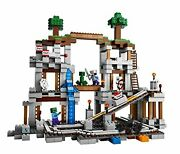 Lego Minecraft Mine 21118 Free Shipping With Tracking Number New From Japan