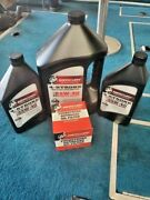 Mercury Oem Four Stroke Synthetic Oil And Filter Kit 150hp 1.7l