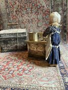 Victorian Doll Stove 1870 Actual Patent Submitted This