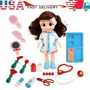 Doctor Kit Kids Toys Children Play House Educational Toys Girl Doctor Role Play