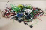 Model Railway Layout Wire And Switches Lights Job Lot 8oa