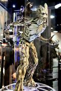 Guardians Of The Galaxy Vol. Rocket Groot 1/4 Scale Postage Included