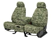 Ford F-150 lincoln Mark Lt 2004-2008 Forest Camouflage Custom Fit Front Seat