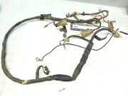 1985 Honda Atc250sx 250sx Main Wiring Wire Harness Loom Wires Electrical 250 85