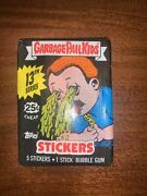 Garbage Pail Kids Series 13 Wax Pack 1 . Nice Item For Collection.