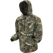 Frogg Toggs Dead Silence Brushed Pullover Hoodie Realtree Edge Large