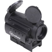 Firefield Impulse Compact Red Dot Sight 1x 22mm W/ Red Laser Picatinny/weaver M