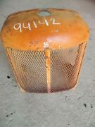Allis Chalmers Wd Wd45 45 Ac Tractor Front Nose Cone Grill Cover