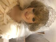 The Princess Diana Bride Doll Commemorative Edition By The Danbury Mint