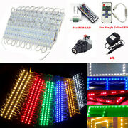 10500ft 5050 Smd 3 Led Bulb Module Lights Club Store Front Window Sign Lamp Kit