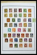 Lot 34253 Stamp Collection World 1841-1935.