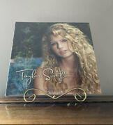 Taylor Swift Self Titled Debut Vinyl Record - 2lp New And Sealed First Album Debut