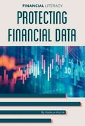 Protecting Financial Data, Library By Hulick, Kathryn, Like New Used, Free Sh...