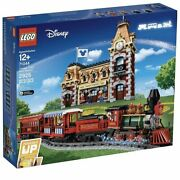Lego Disney - Disney Train And Station - 71044lego Complete Sets And Packs