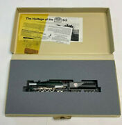 Con-cor The Heritage The S-2 Great Northern Railway N Scale Train 2580 Engine