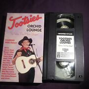 Tootsie's Orchid Lounge Where The Music Began Vhs Willie Nelson Family-owned