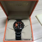 Limited Quantity Dragon Ball Watch Official License Chronograph