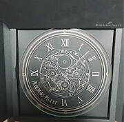 Audemars Piguet Novelty Glass Plate Not For Sale About 20cm Shipping From Japan
