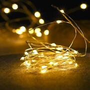 Fairy Lights Copper Wire Led String Lights Christmas Garland Indoor Bedroom Home